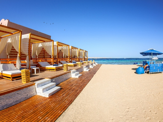 Blue Beach Hurghada